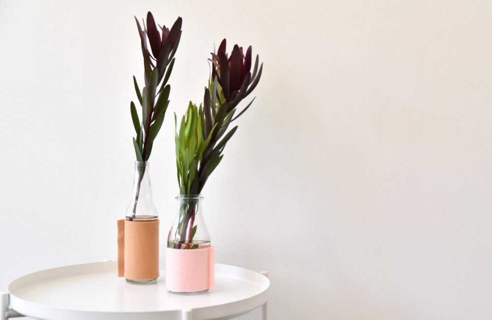 DIY : customisez vos vases