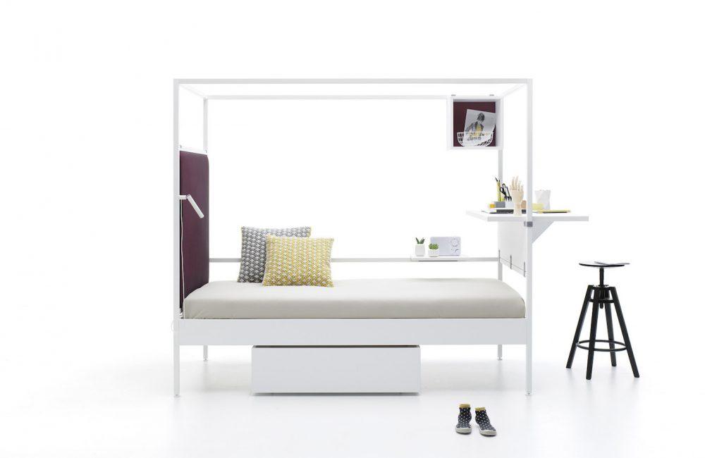 NOOK de Carlos Tíscar : un lit design multifonction