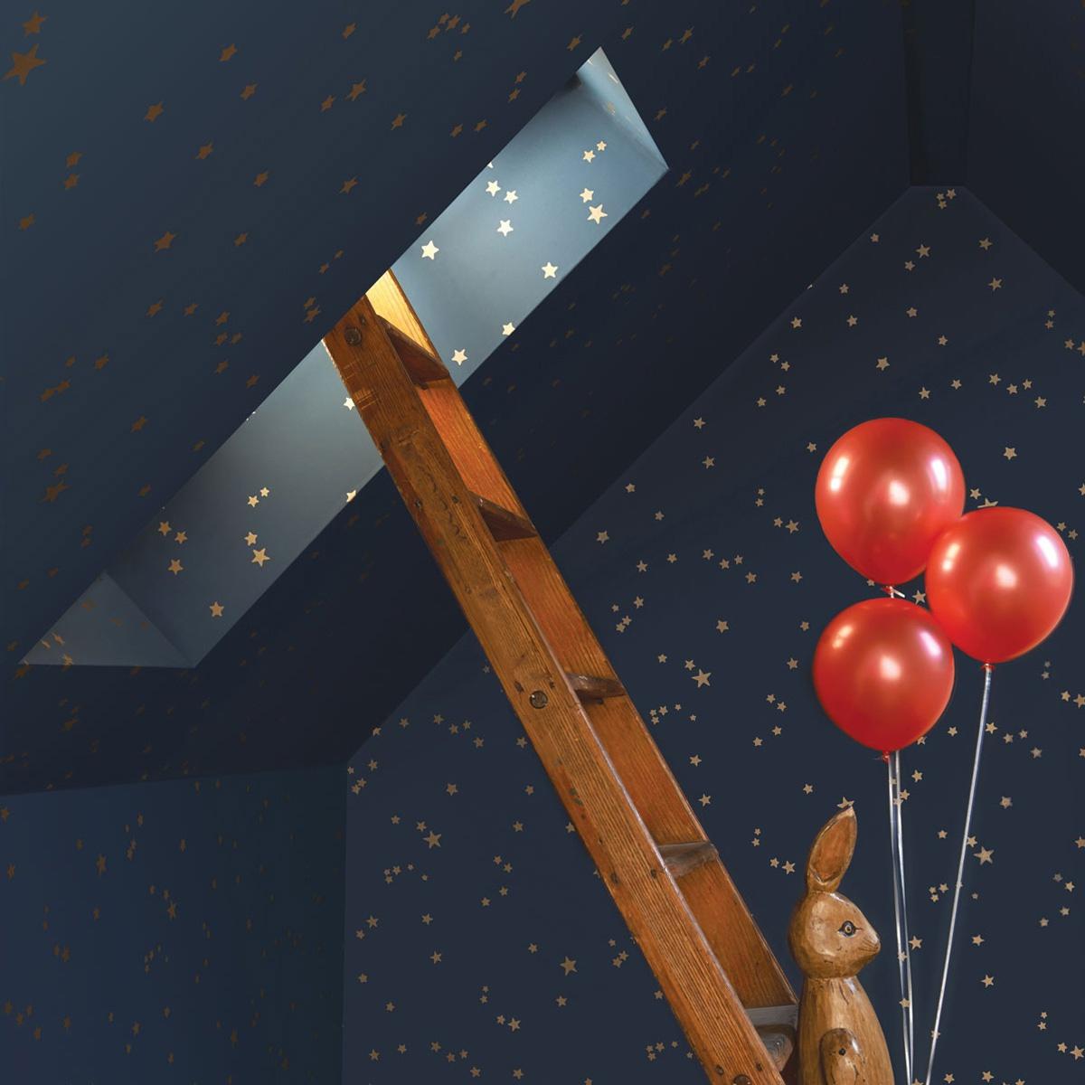 Papier-peint 'Stars'