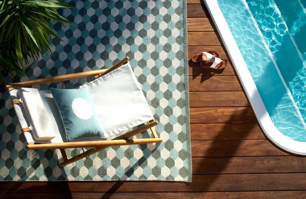 Où trouver de beaux tapis pour l'extérieur ?