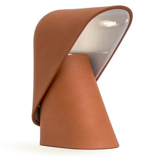 Lampe de table 'terracotta K'