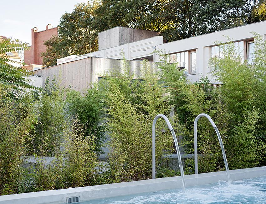 piscines Belgique courtrai