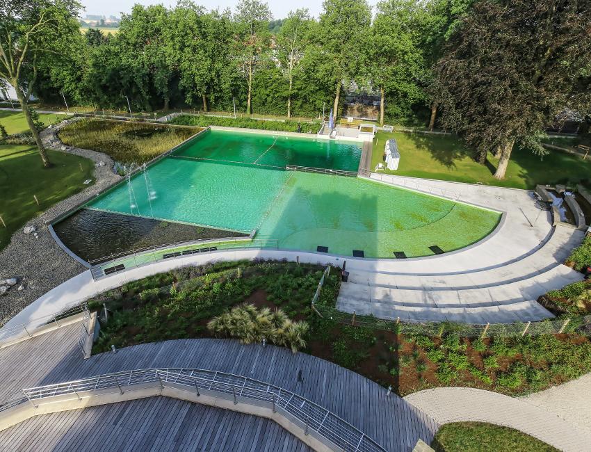 piscines Belgique