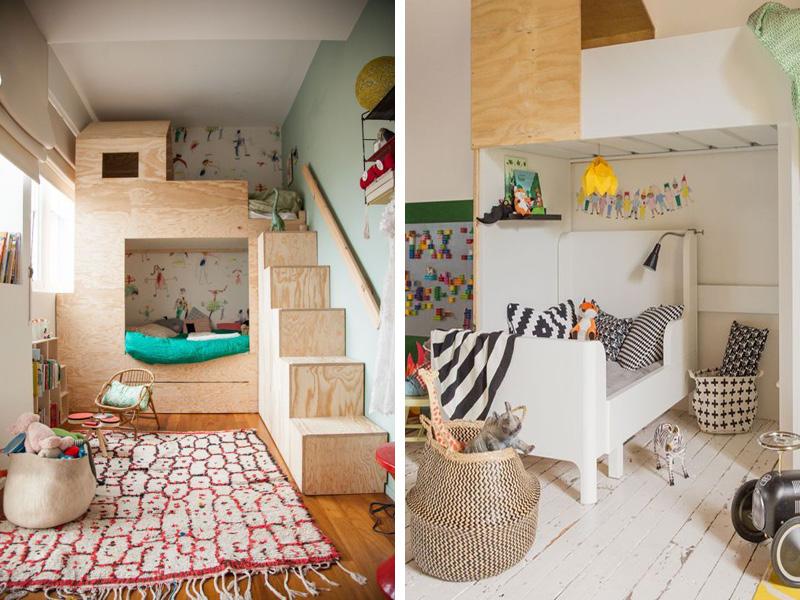 Comment Amenager Une Chambre Pour Deux Enfants Deco Idees