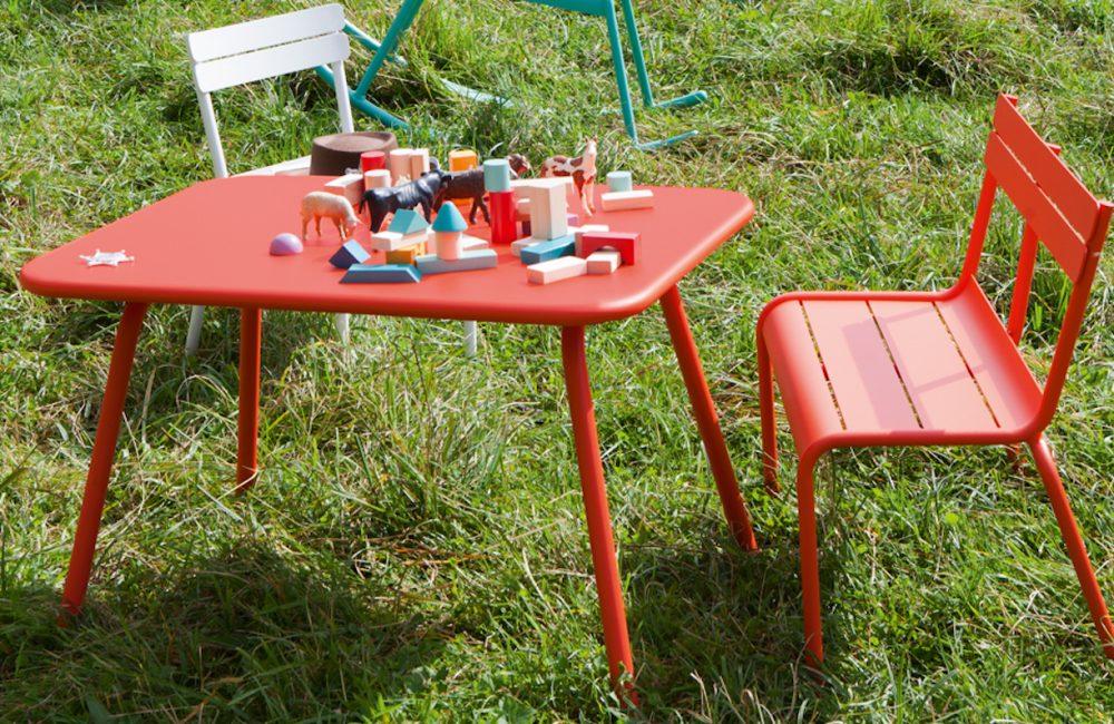 Où trouver du mobilier de jardin pour les enfants ? - Déco Idées