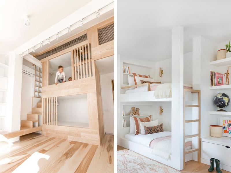 Bureau Pour Deux : Comment aménager une chambre pour deux enfants ? déco idées