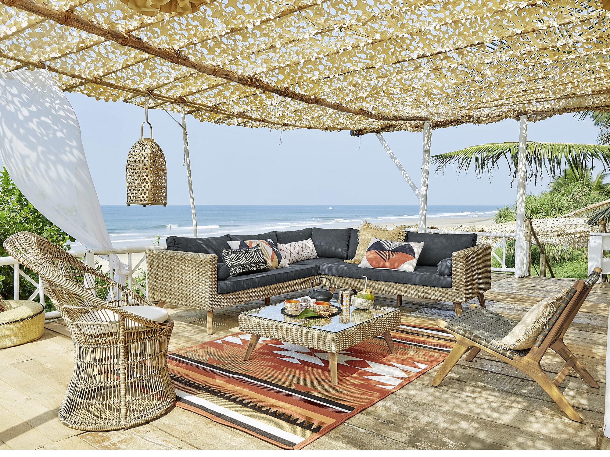 garden party les essentiels moins de 30 euros d co id es. Black Bedroom Furniture Sets. Home Design Ideas