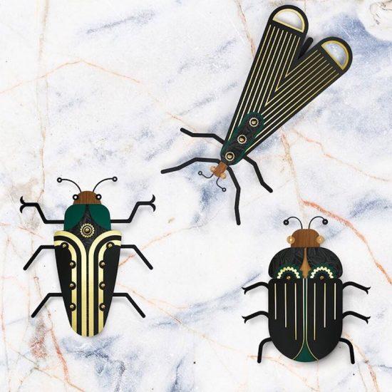 Décoration murale 'Insecte IV