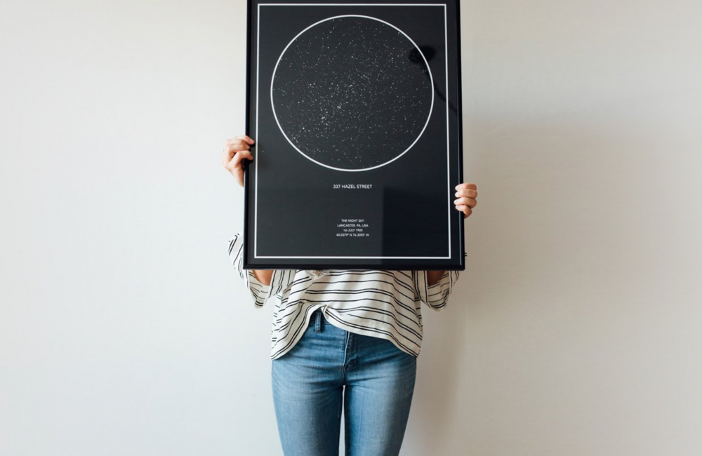 Idée cadeau originale : 5 posters personnalisés à offrir