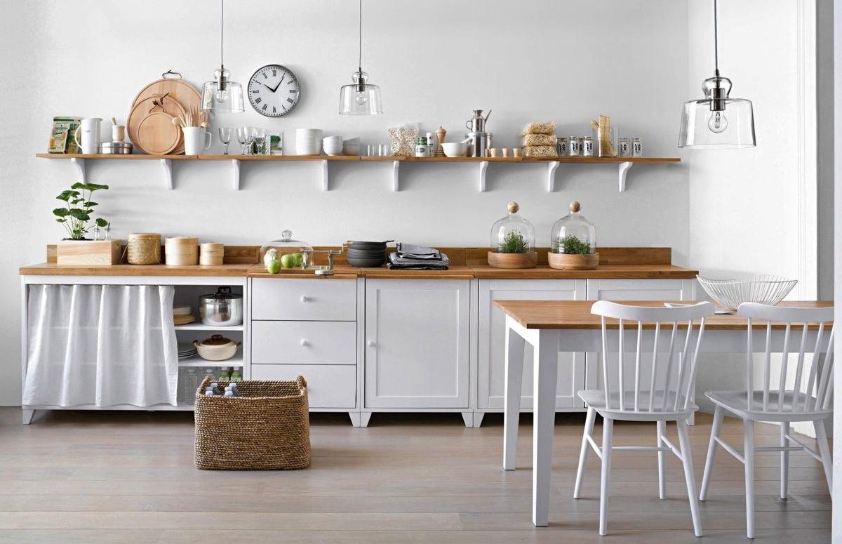 7 id es d co pour une cuisine chaleureuse d co id es - Les cuisines en aluminium ...