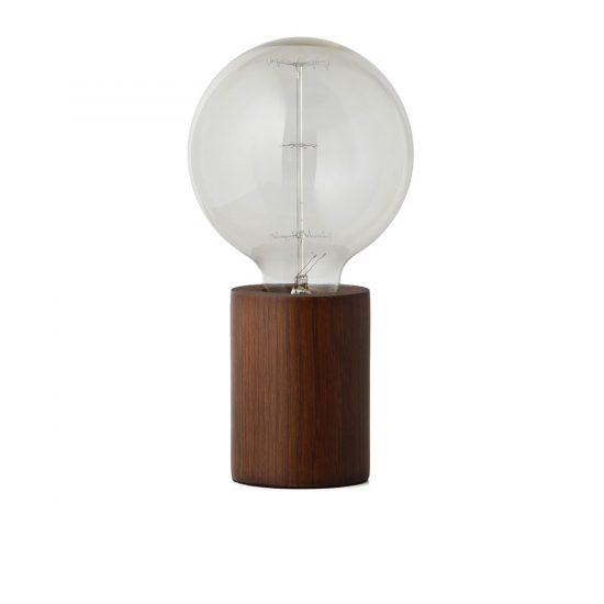 Lampe à poser 'Bristol' en bois (D 7.5 x 10 cm), Frandsen, 82,90€