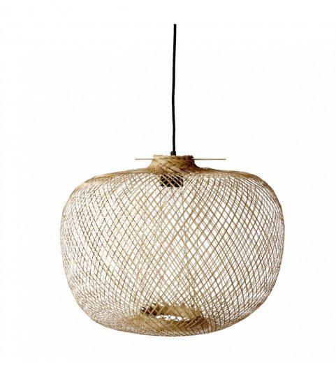 Suspension en bambou (42 x 30 cm), Bloomingville, 179€