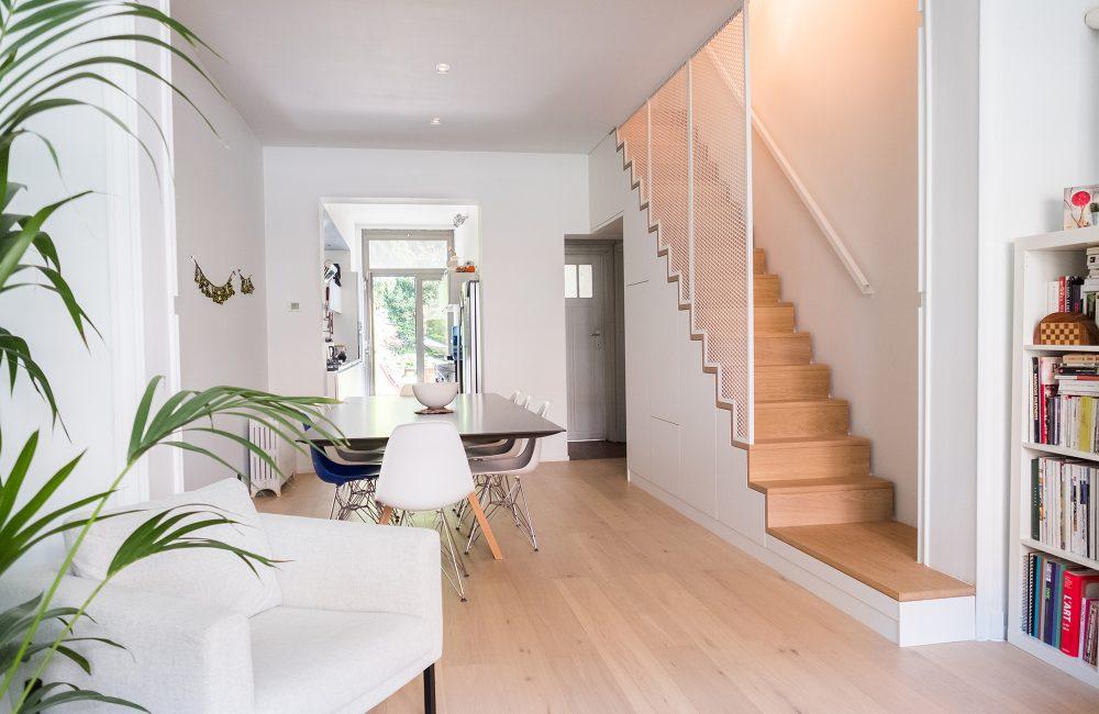Avant / Après : comment un escalier peut-il tout changer ?
