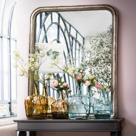 Miroir 'Afsan' en manguier massif (90 x 120 cm), La Redoute Intérieurs, 175,20€