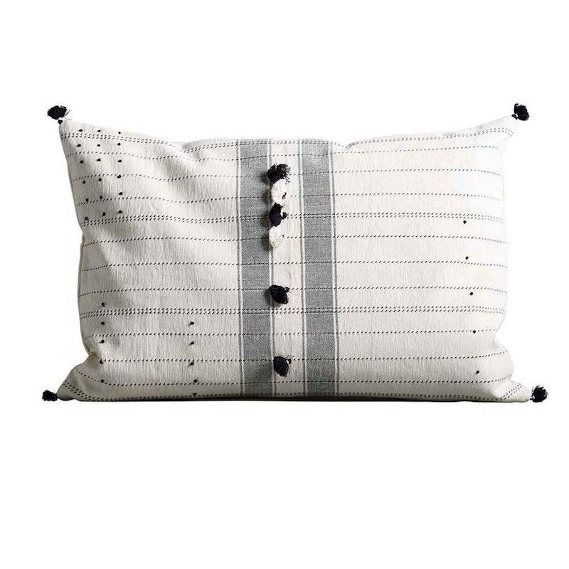 Housse de coussin rectangulaire en coton (40 x 60 cm), Tine K Home, 39,90€