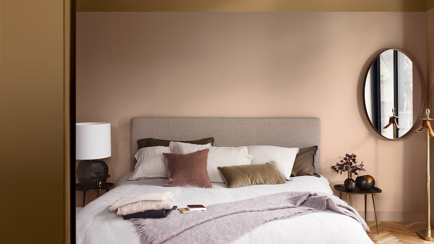 Spiced honey la couleur levis de l 39 ann e 2019 d co id es - Inspiration chambre ...