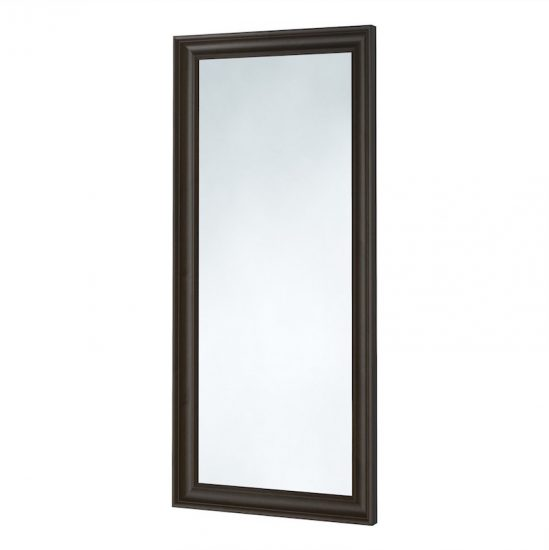 Miroir 'Hemnes' brun noir (74 x 165 cm), Ikea, 79,90€