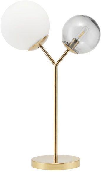lampe table boule