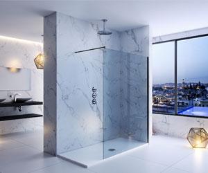 Gagnez une paroi de douche Duscholux d'une valeur de 1025€