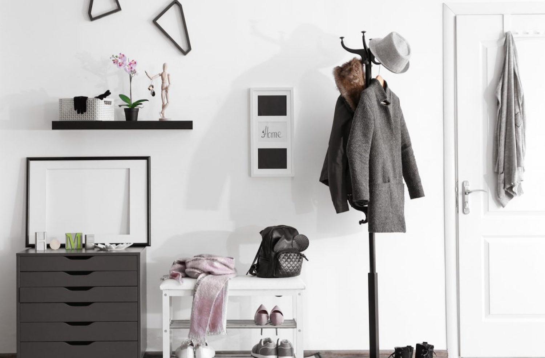 5 conseils pour am nager un hall d 39 entr e d co id es. Black Bedroom Furniture Sets. Home Design Ideas