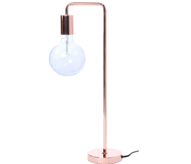 Lampe de table 'Cool' (H 55 x D base 20 cm), Frandsen, 115€