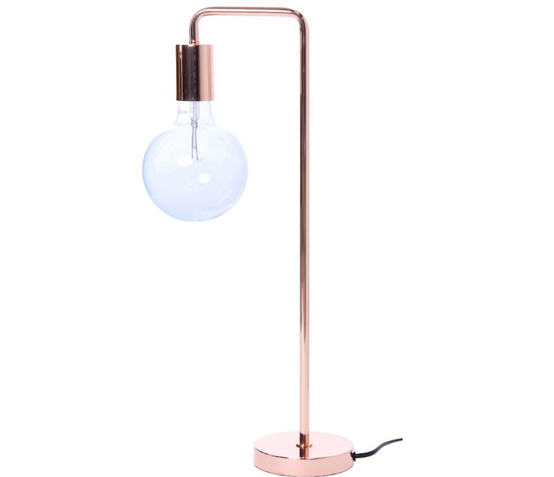 Lampe de table 'Cool' (H 55 x D base 20 cm), Frandsen, 115€