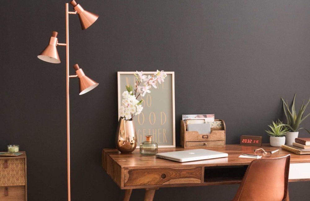 15 lampes en cuivre pour réchauffer l'automne