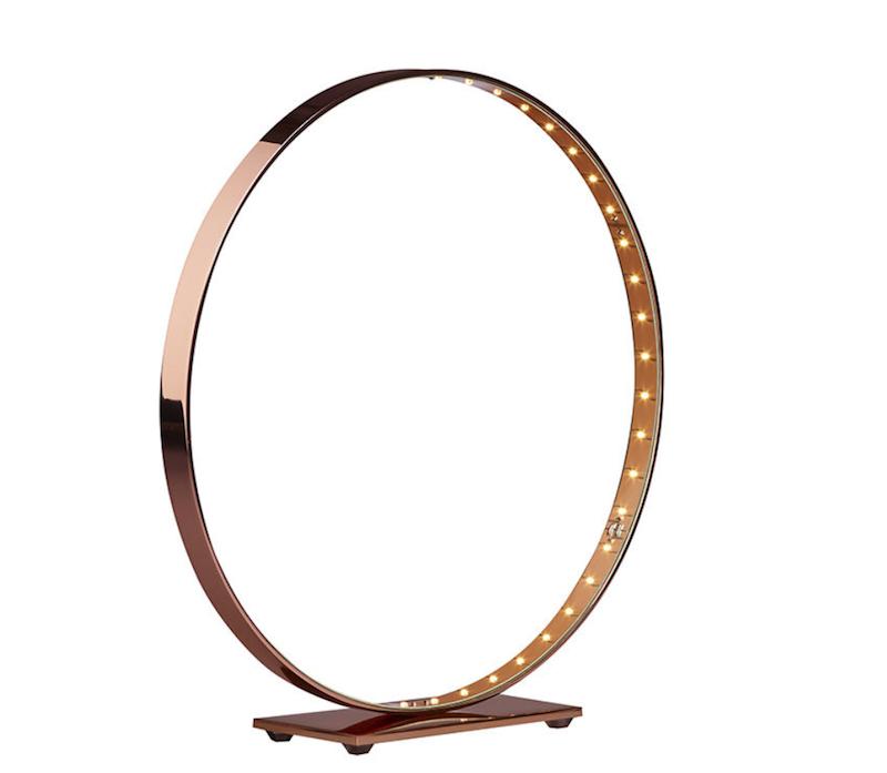 Lampe de table 'Micro' (D 32 x P 2 cm), Le Deun, 759€