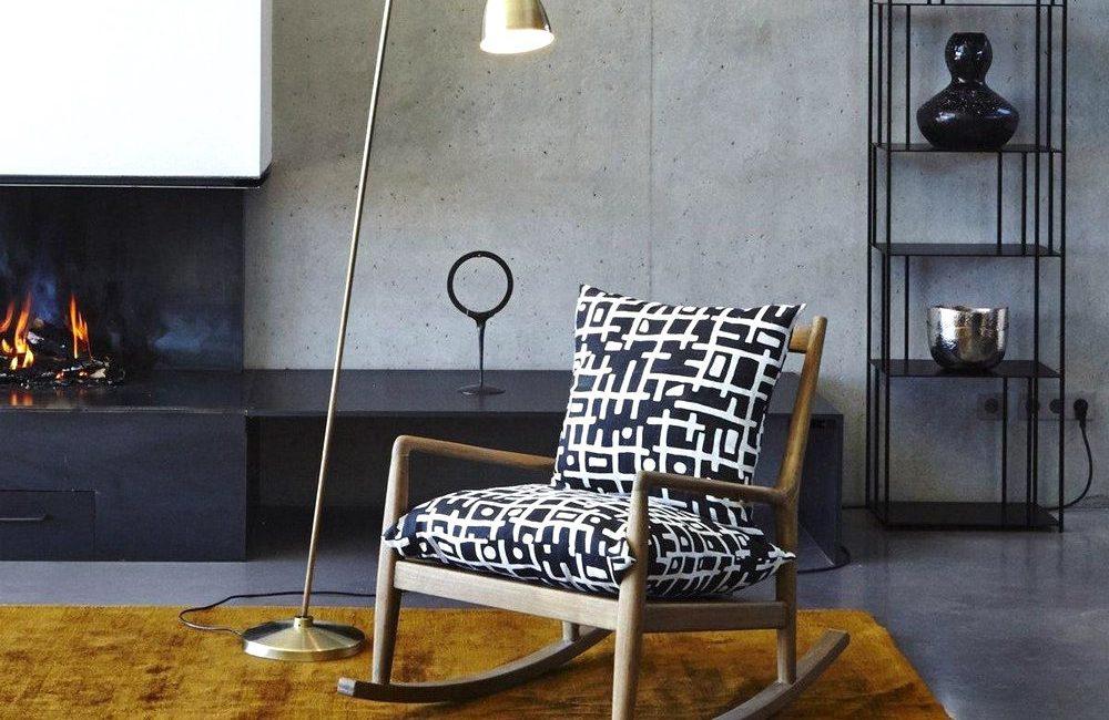 10 rocking chairs traditionnels et contemporains