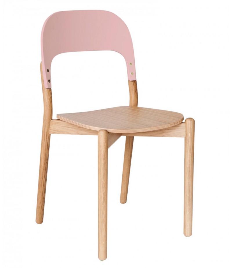 chaises de salle à manger scandinave