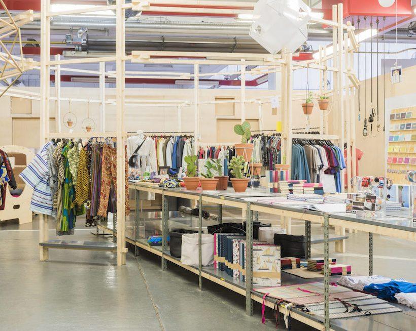 Kanal Store, un concept store éphémère inédit à Bruxelles