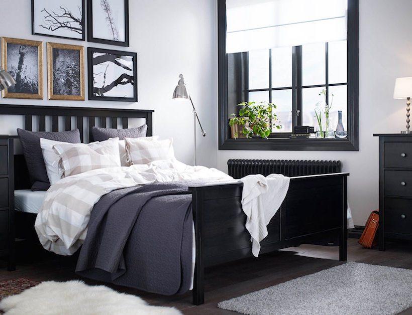 5 idées à adopter pour une chambre aux teintes foncées