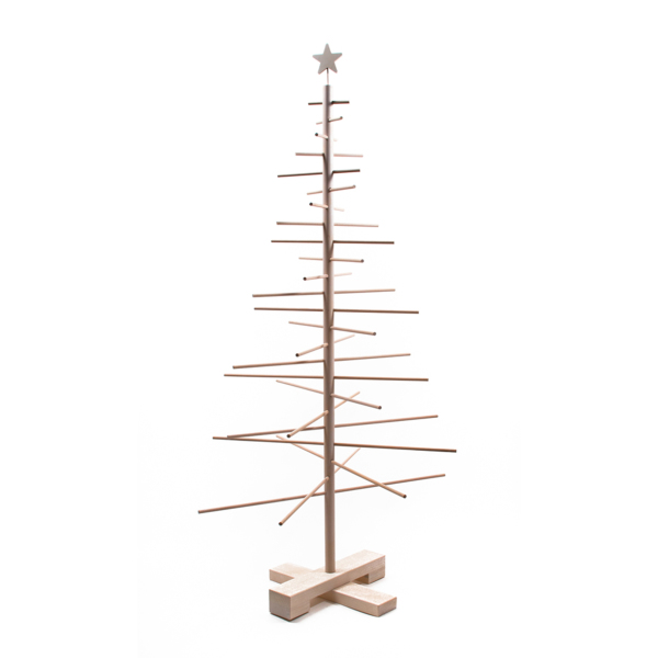 sapin alternatif en bois