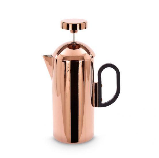 Cafetière à piston en acier inoxydable (D 9,3 x H 23,9 cm), Tom Dixon, 190€