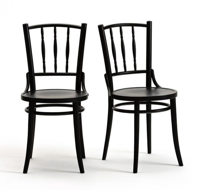 chaises de salle à manger bistro