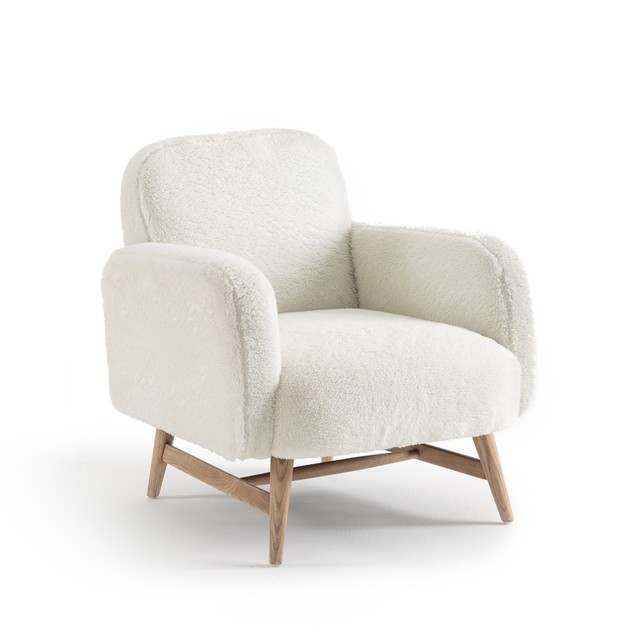 fauteuil ambiance chalet