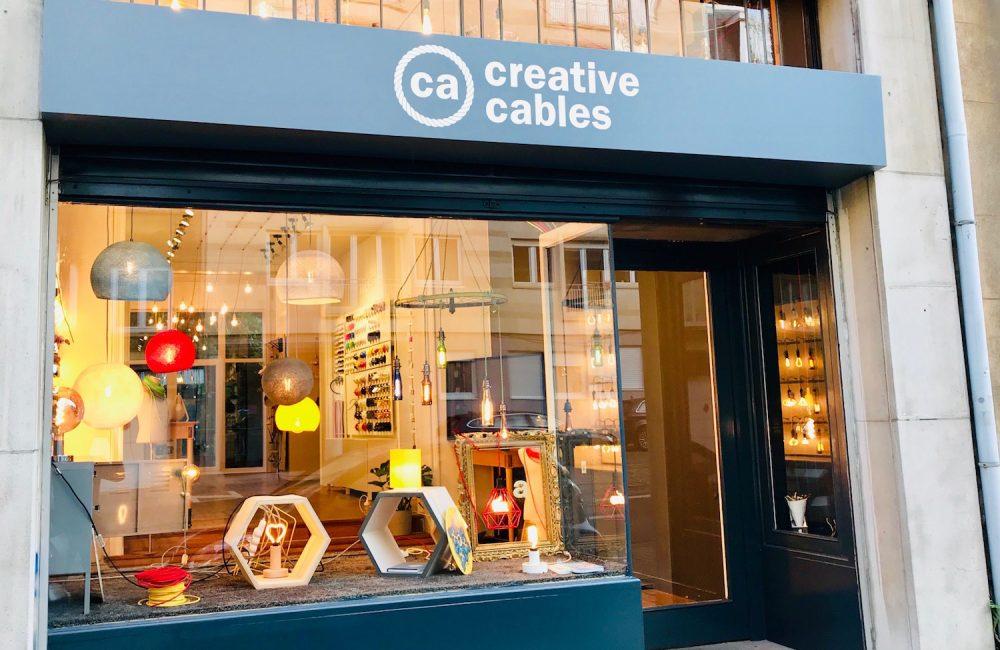 Luminaires à personnaliser : Creative Cables ouvre une boutique à Bruxelles