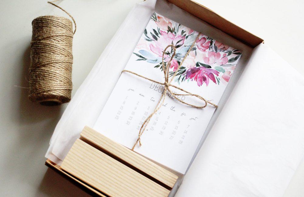 10 calendriers et agendas pour démarrer 2019 du bon pied