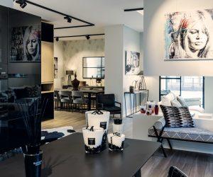 Un nouveau showroom à Uccle pour le créateur d'intérieurs Attilio Perelli