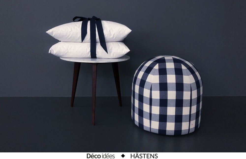 Pour la Saint-Valentin, gagnez un oreiller Hästens d'une valeur de 190€ et un masque de nuit