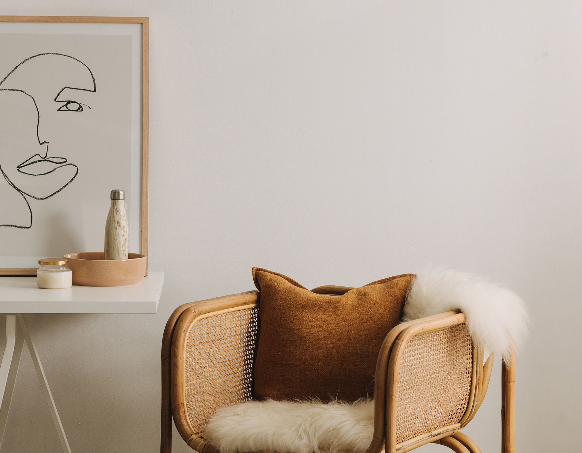 Le Face Line Art, la nouvelle tendance minimaliste