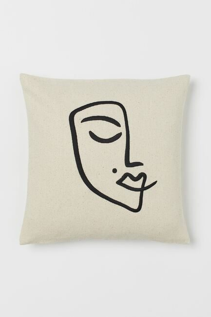 coussin H&m Home