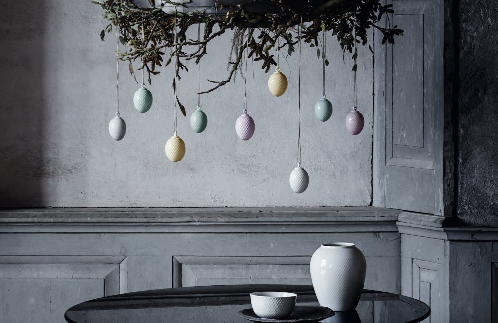 Rhombe par Lyngby réinvente la table de Pâques