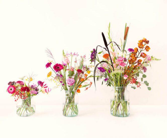 Abonnement de bouquets de fleurs livrés à domicile, Bloomon, àpd 23,95€
