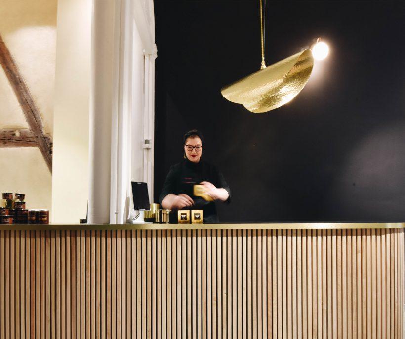 La chocolaterie liégeoise Carré Noir déménage