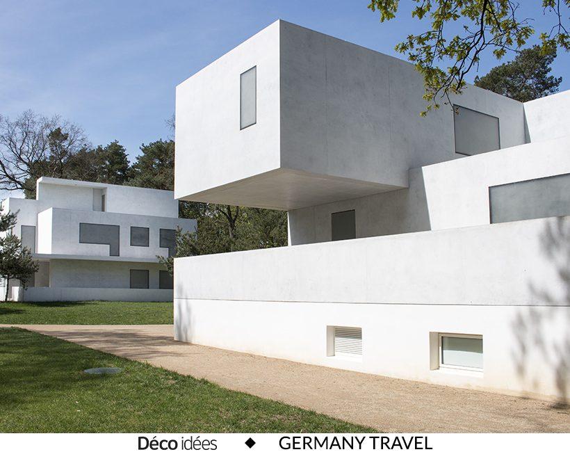 3 raisons de voyager à Dessau en Allemagne