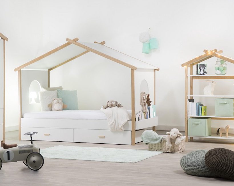 10 lits cabanes que vos enfants vont adorer