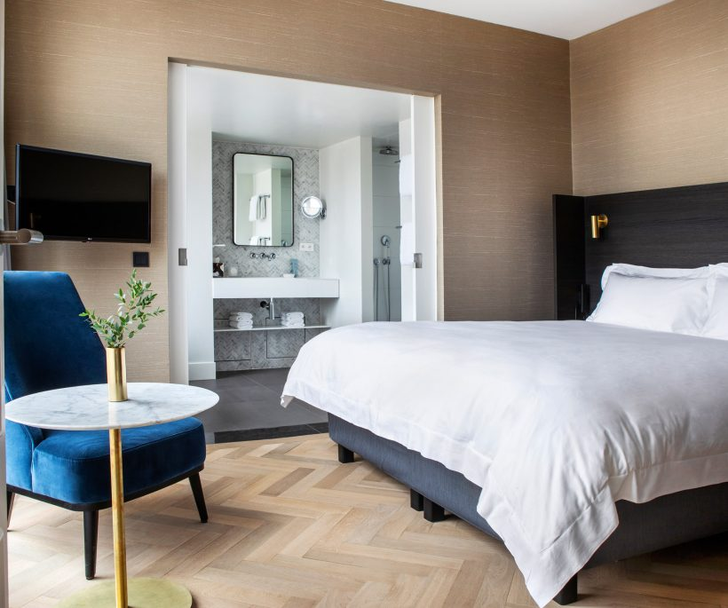 En city-trip à Gand, on dort au Pillows Grand Hotel Reylof