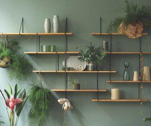 5 bonnes raisons d'opter pour des étagères murales modulables