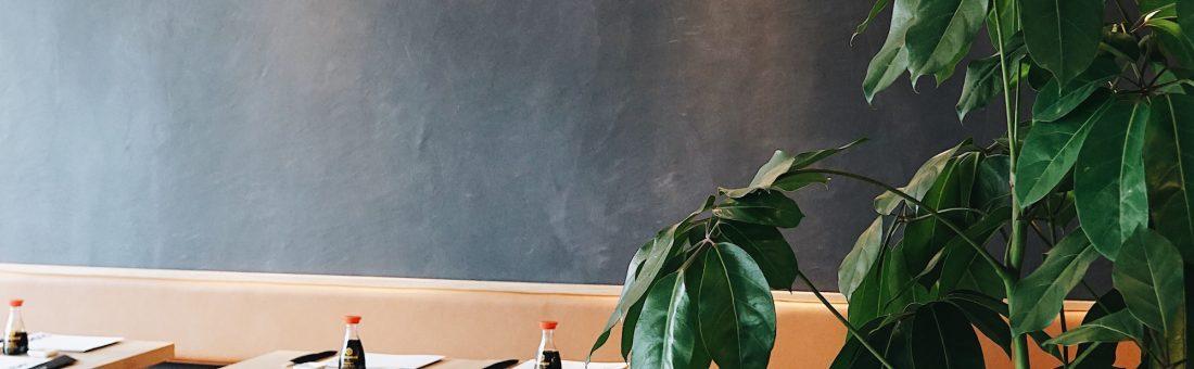 Sushioui ouvre une troisième adresse à Bruxelles